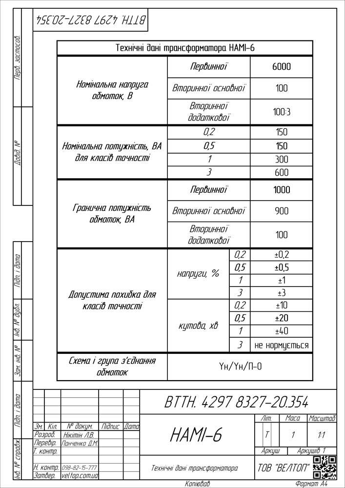 Технические-данные-НАМИ-6
